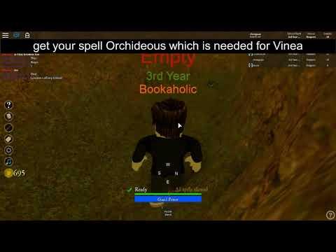 Roblox Vale School Of Magic ~ How to get Floris and Vinea ~ Read Description PLEASE ~ Mp3