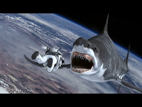 sharknado 3 is coming and the great whites are in space youtube