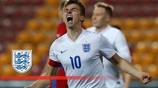 Czech Republic U21 0-1 England | Goals & Highlights