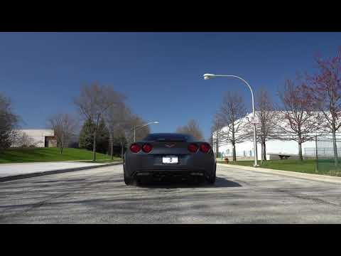 Corvette C6 GS LS3 - SpinMonster Cam + Catless Kooks Headers + Open NPP Mufflers