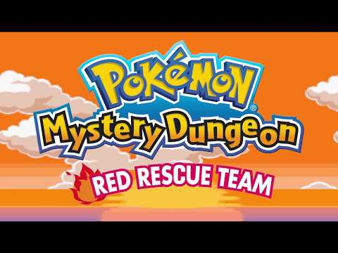 Pokemon Mystery Dungeon Red/Blue Rescue Team Full OST