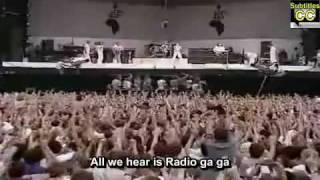 English Subtitles Queen Live Aid