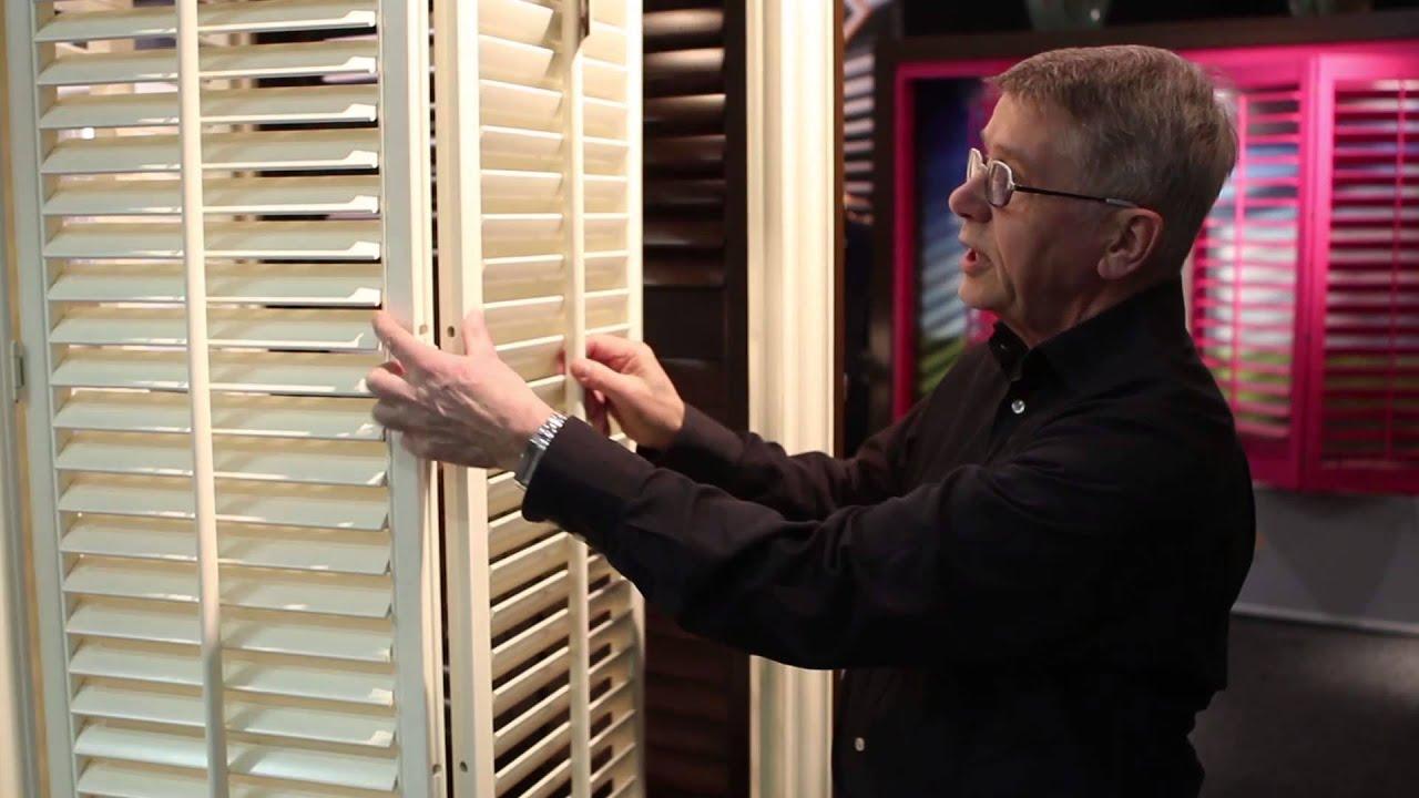 Verwonderlijk Van Eyck shutters op de beurs - YouTube CT-47