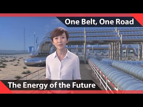 Controlling the Energy of the Future (One Belt, One Road)