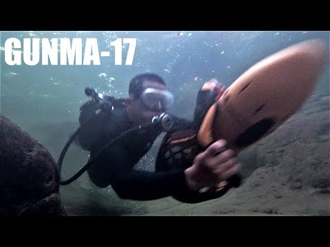 水中探索DIYタンクテスト