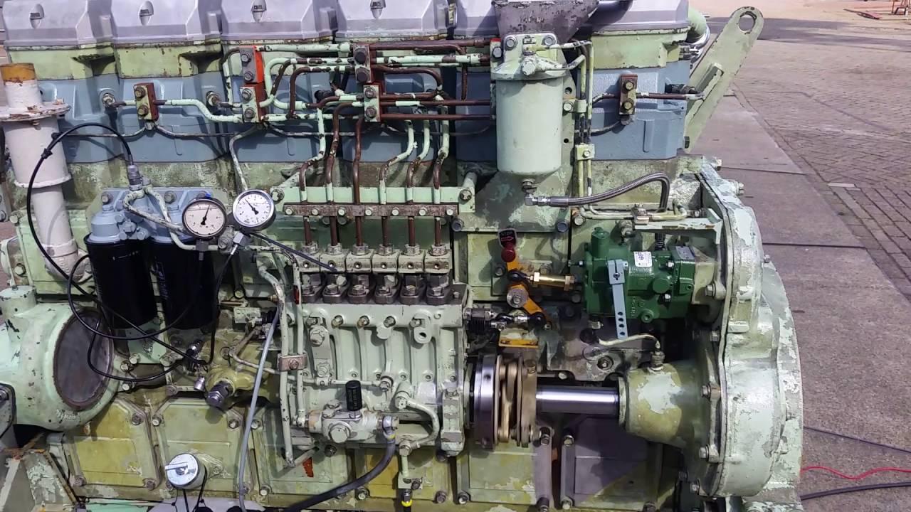 mitsubishi marine diesel engine s6r2 mptk start up after overhauling rh curvetube com Mitsubishi Montero Engine Manual Mitsubishi Montero Engine Manual
