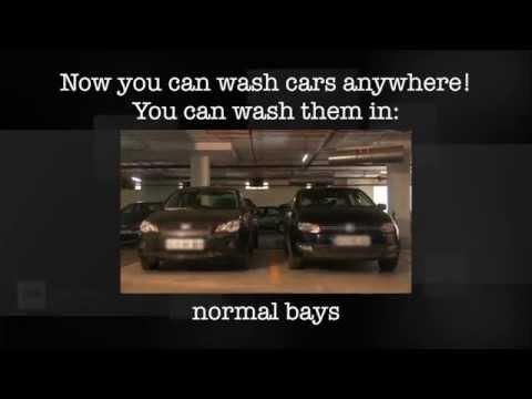 3M CAR DRY WASH