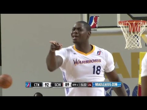 Ronnie Brewer posts 18 points & 12 rebounds vs. the Charge, 12/15/2015