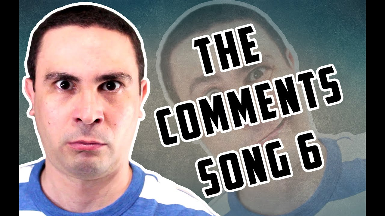 2J - The Comments Song 6 - (Official Teaser)