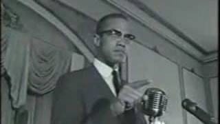 Malcolm X- On Protecting Black Women