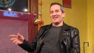 Interview with Mick McAuley