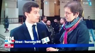 Municipales 2014 : Réactions à Tourcoing