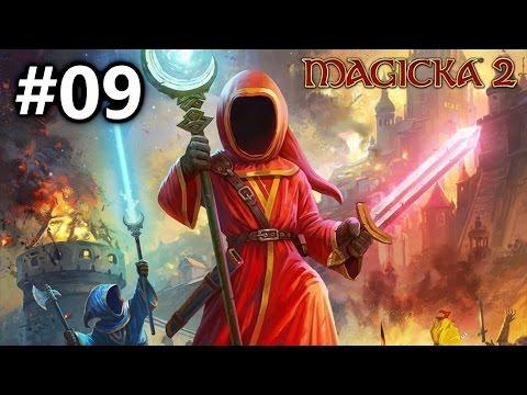 Zagrajmy w Magicka 2 CO-OP [#09] - Koniec jest bliski