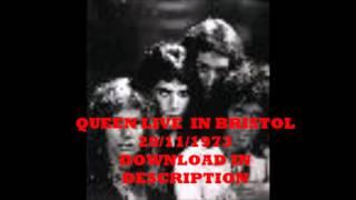 QUEEN BOOTLEG LIVE N BRISTOL 29/11/1973