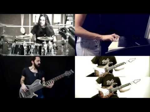 Dream Theater - EROTOMANIA (Split Screen Cover)
