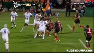 Tries in France 2011 2012 day 21 Bordeaux - Toulouse