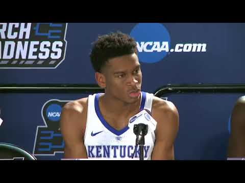 News Conference: Kentucky & Buffalo - Postgame