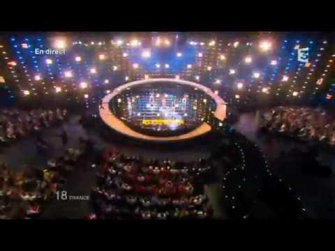 Jessy Matador - Allez Ola Olé Live At Eurovision 2010