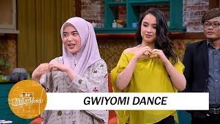 Ayana Moon Ngajarin Gwiyomi Dance