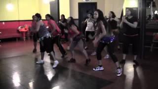 "Zumba Fitness Bollywood Song ""Chikni Chameli.""( Agneepath )"
