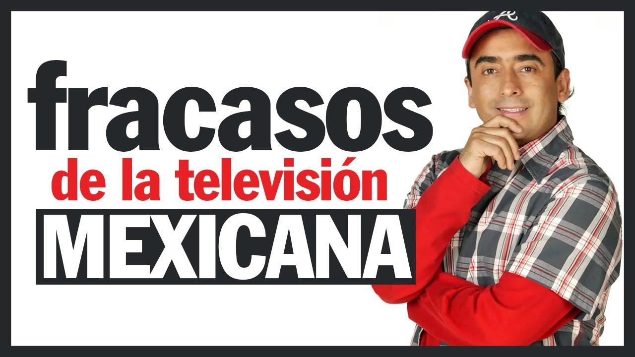 9 PROGRAMAS DE LA TELEVISIÓN MEXICANA QUE FRACASARON