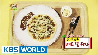 Happy Together : Late Night Cafeteria - Bad Girl Pizza (2014.05.22)