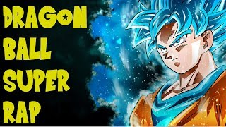 DRAGON BALL SUPER RAP | MC Sobieski - Boskie Starcie / Battle of Gods prod Czyszy
