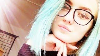 Зек убил студентку с голубыми волосами
