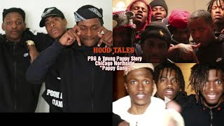 """PBG & Young Pappy Story Chicago Northside """"Shorty With The 40""""   Hood Tales """