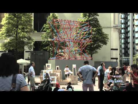 Sculpture in the City 2014