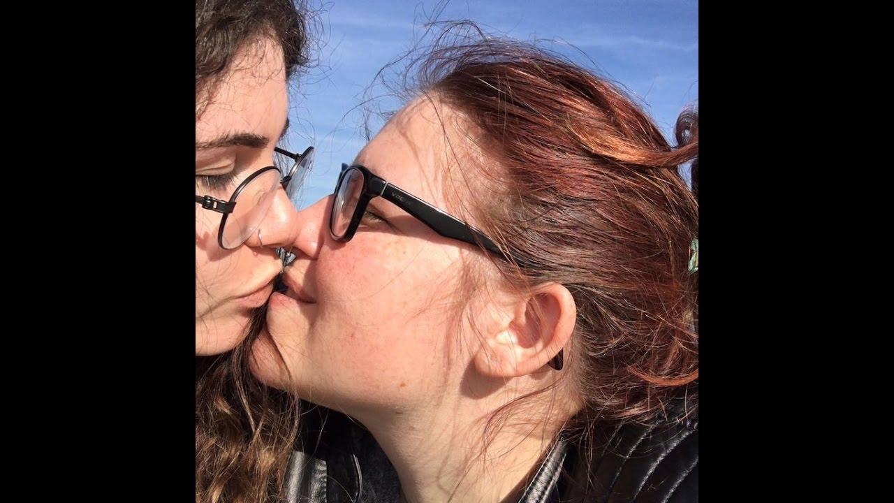 girlfriend first time lesbian