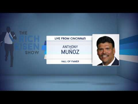Pro Football Hall of Famer Anthony Munoz on Starting AJ McCarron Over Andy Dalton - 9/14/17