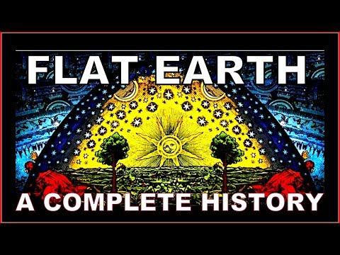 Plokščios Žemės Istorija (The History of Flat Earth) - Lietuvių Kalba!