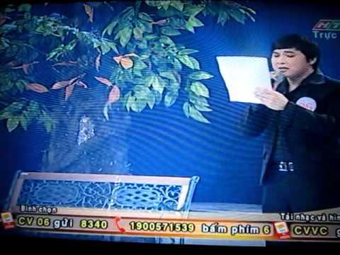 Chuông vàng vọng cổ 2011 -Chung kết- Phùng Ngọc Bảy - vọng cổ bốc thăm