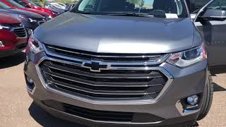 Ashley Ralston Van Chevrolet Traverse 2018 LT