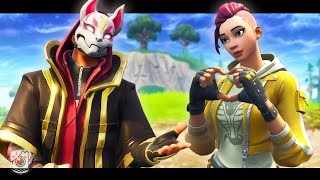 DRIFT MEETS HIS MOM - A Fortnite Short Film