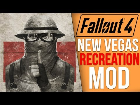 Some Updates to the Epic Fallout: New Vegas Remake Mod - Upcoming Mods 199 thumbnail