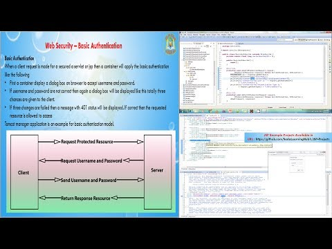 Lesson - 01 : Web Security - Basic authentication