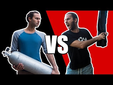 Scuba Diving VS Freediving Which is Better?