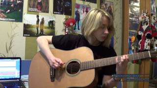 Отзыв об обучение игре на гитаре