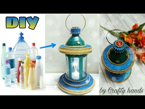 diwali decoration ideas/Diwali lights/ how to make diwali lantern at home