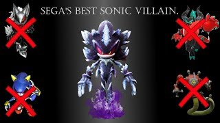 Why Sonic Fans STILL Want Mephiles Back - Sonic the Hedgehog Villain Discussion