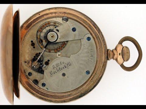 a282725d695ee Rockford Watch Company Pocket Watch