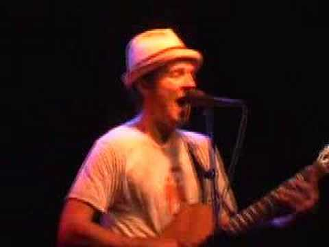 Jason Mraz - Geek In The Pink (live @ Rotown, Rotterdam)