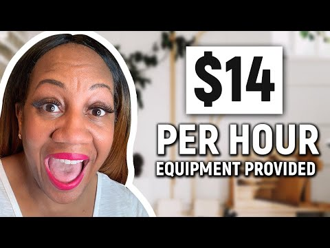 Work From Home Jobs 2020  - Equipment Provided