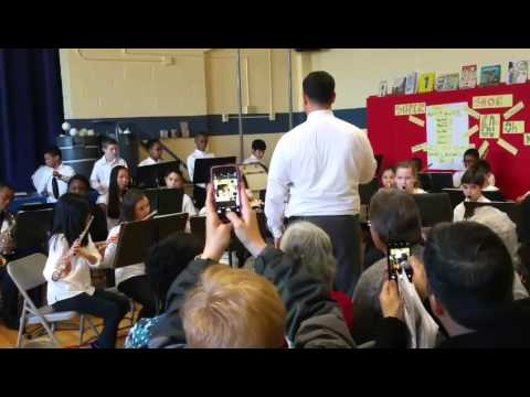 Wilcoxson School ; ... Winter 2016 Concert