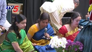 వాషింగ్టన్ లో ఘనంగా కుంకుమ పూజలు