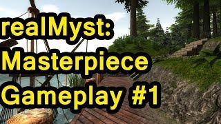 realMyst: Masterpiece Edition - Gameplay Part 1