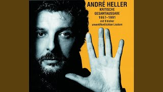 Wenn I Amal Stirb von André Heller - laut.de - Song