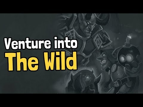 Venture into the Wild - Hearthstone